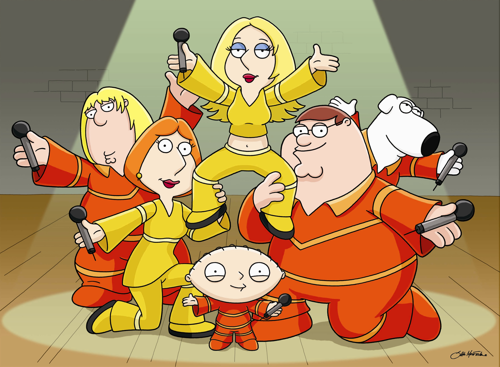 Family Guy Images Family Guy Hd Wallpaper And Background Photos