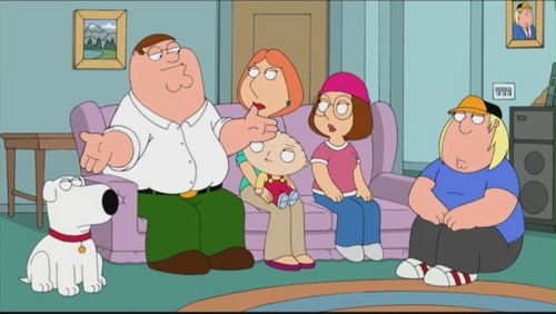 Family Guy پیپر وال containing عملی حکمت called family guy