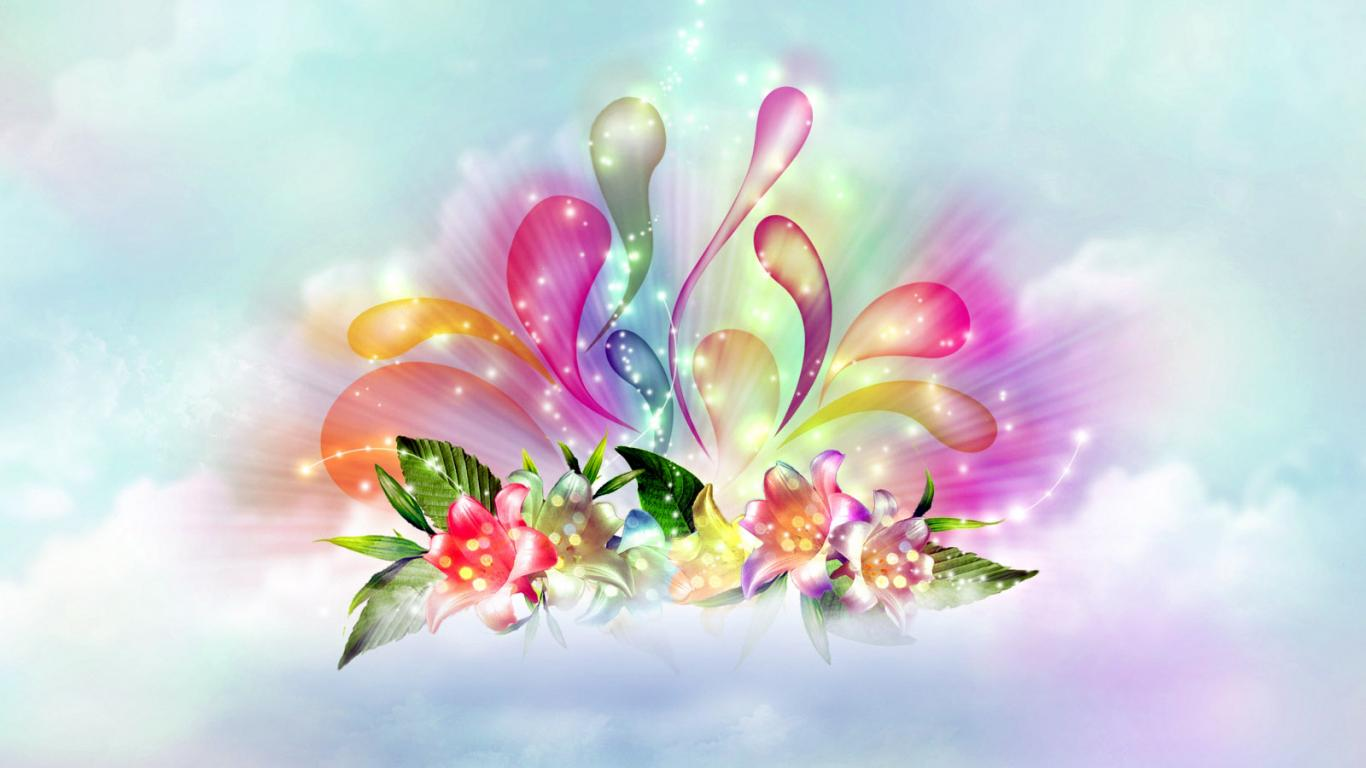 fantasy fiori