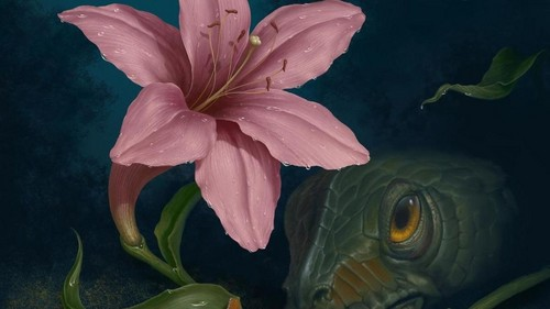 ファンタジー お花