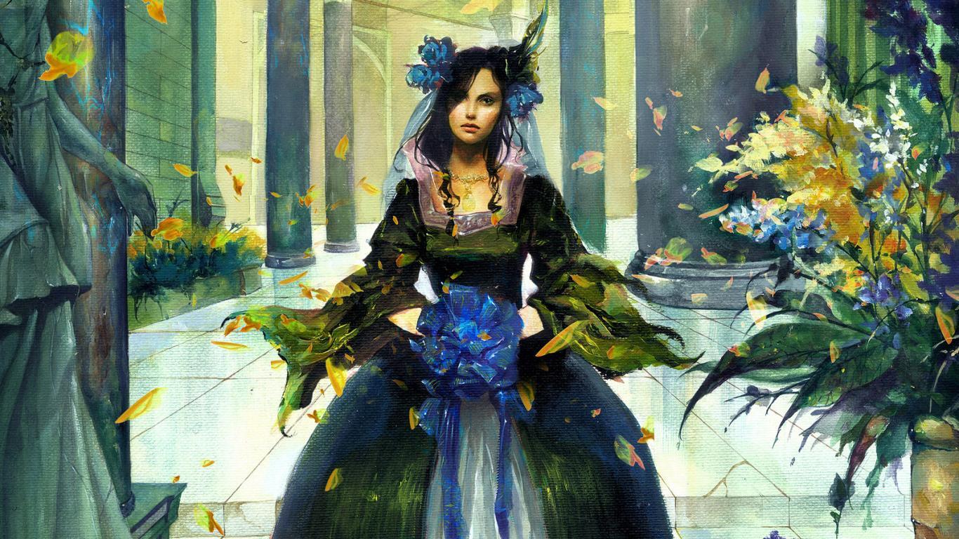 Final fantasy рисунок