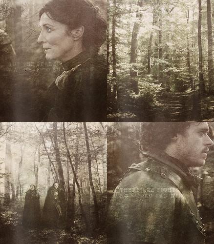Catelyn & Robb