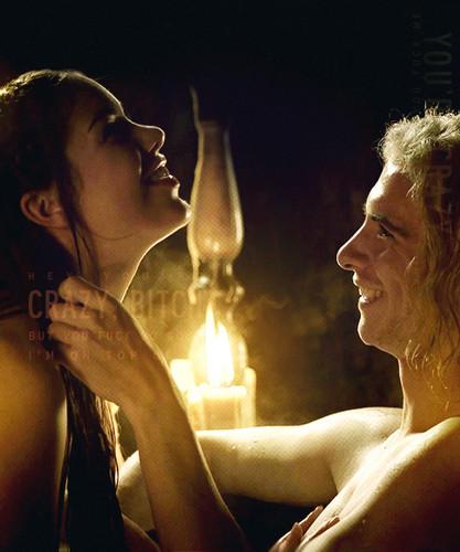 Viserys Targaryen & Doreah