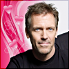 Hugh Laurie photo containing a portrait entitled hugh laurie