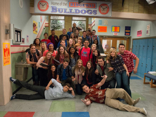 iCarly iGoodbye Final Episode Pics