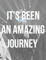 it's been an amazing journey <3  - robert-pattinson fan art