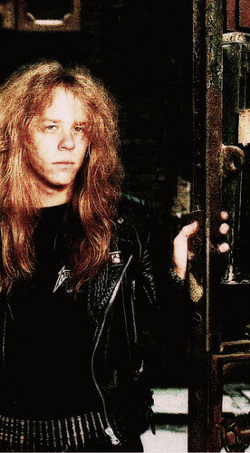 James Hetfield wallpaper probably containing a guillotine entitled james