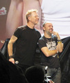 james & lars - metallica photo
