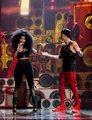 justin bieber & Nicki Minaj AMA's,2012