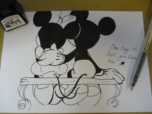 mickey and minnie - Mickey and Minnie Photo (32854142 ...