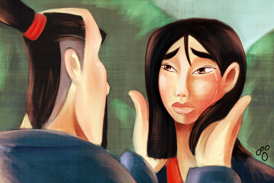 hua mulan essay Feminists in fiction: mulan  if you're this interested in the mulan story, you should watch the 1964 movie 'lady general hua mulan.