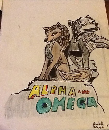 my A&O drawing