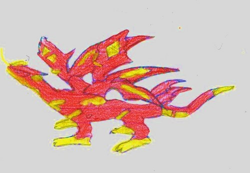 my own drago collossus tattoo