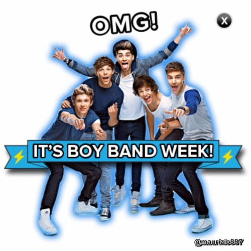 one direction,WEEK