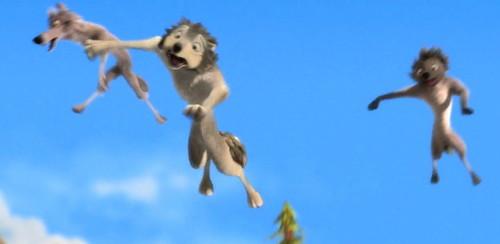 real air wolves!!