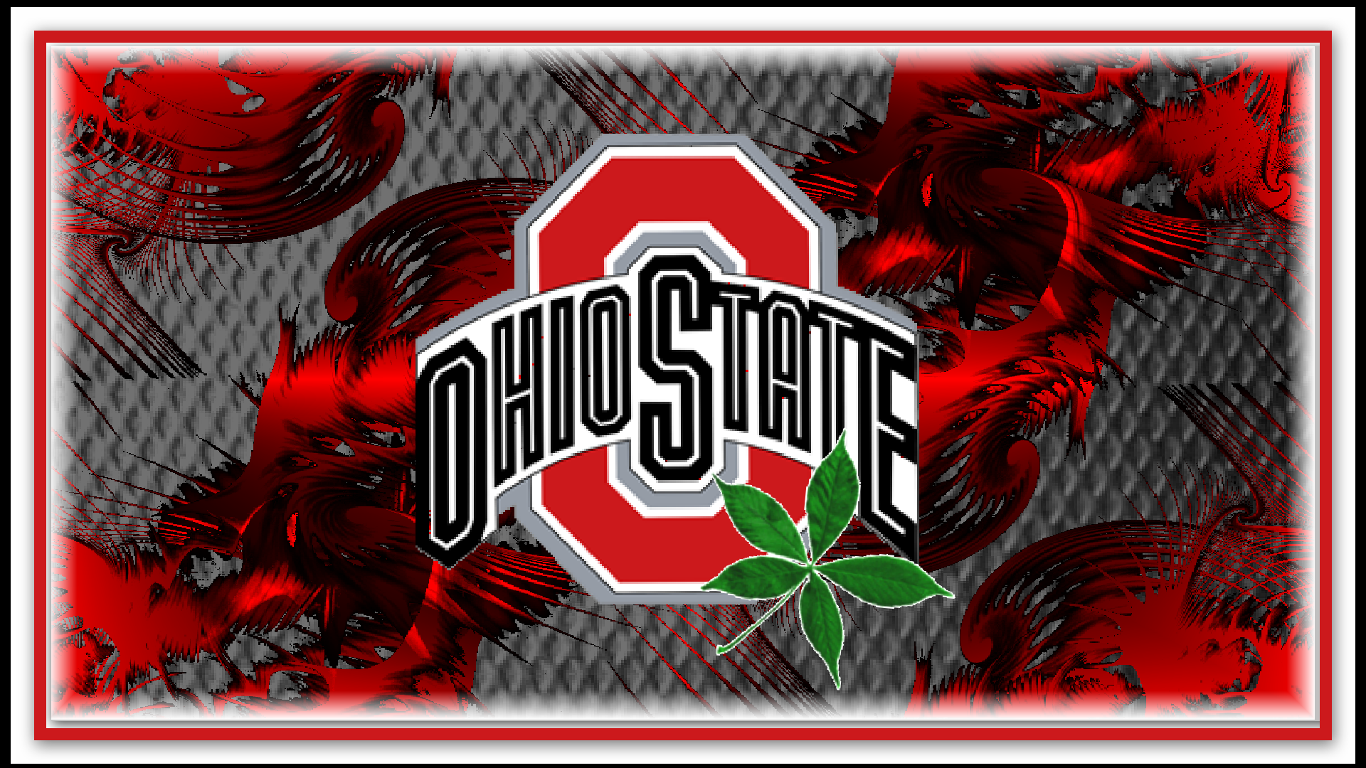 red-block-o-ohio-state - Ohio State Football Wallpaper (32845282 ...
