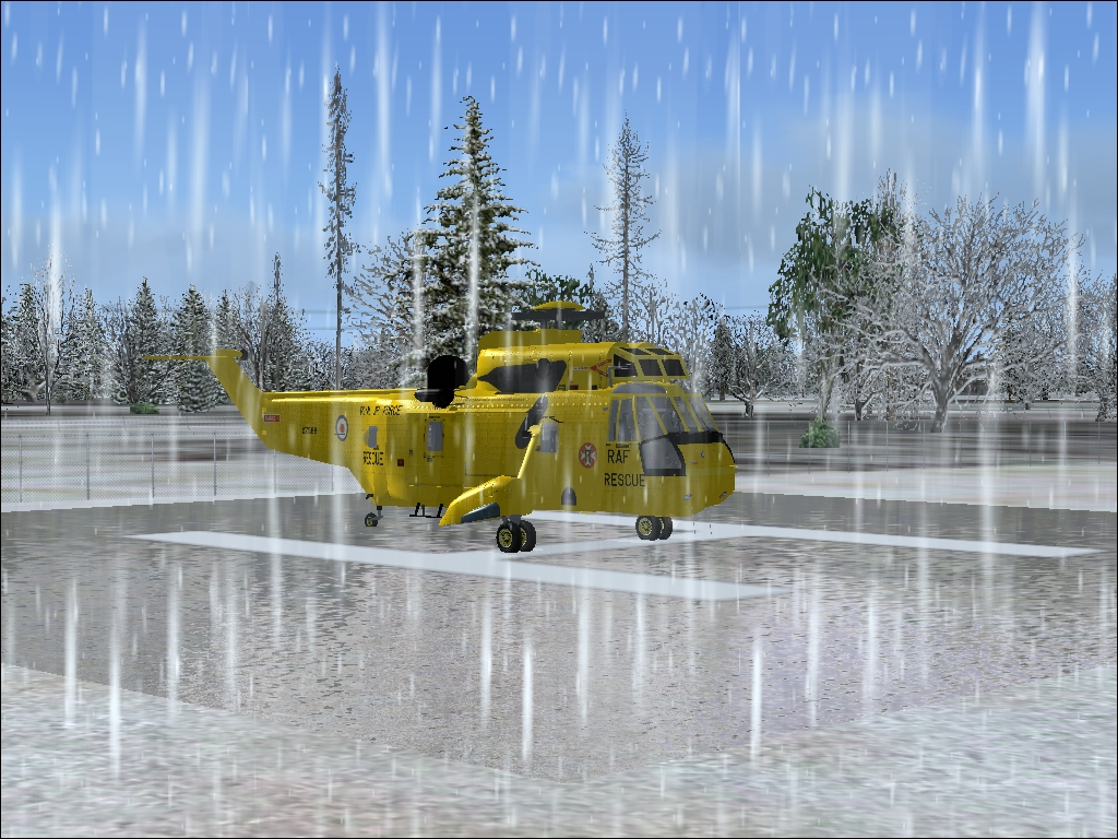 Flight Simulator X Wallpaper: Microsoft Flight Simulator X Images Sea King Koksijde HD