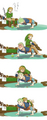 skyward sword - the-legend-of-zelda-skyward-sword fan art