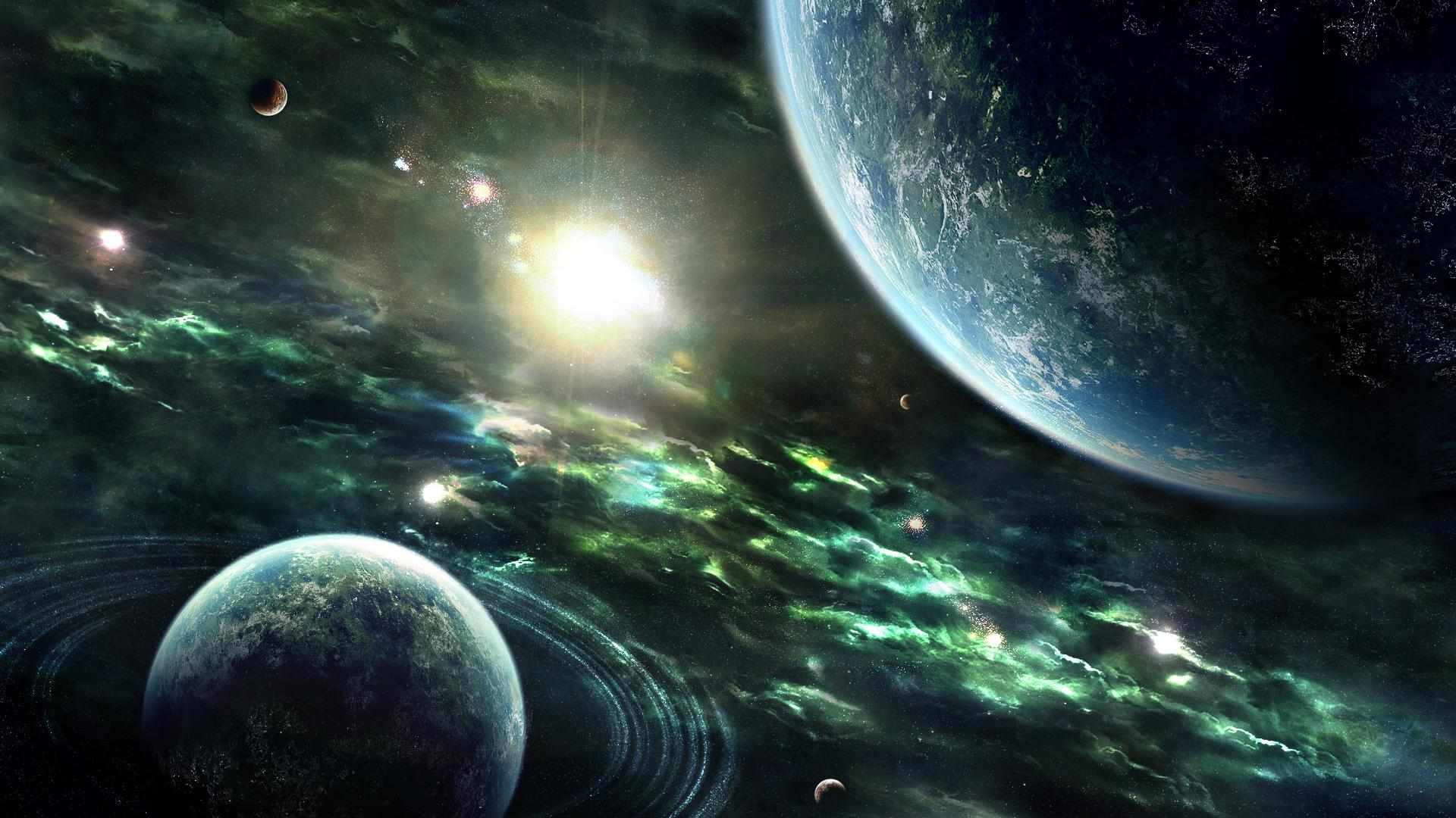 space wallpaper - Space Wallpaper (32897730) - Fanpop