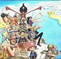 strawhats - one-piece photo