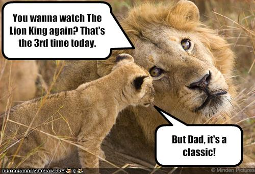 the lion king LOL