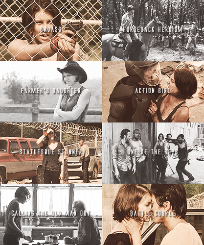 the walking dead character tropes » Maggie Greene