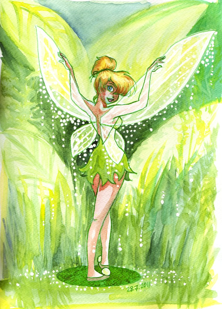 Tinkerbell Images Tinkerbell Hd Wallpaper And Background