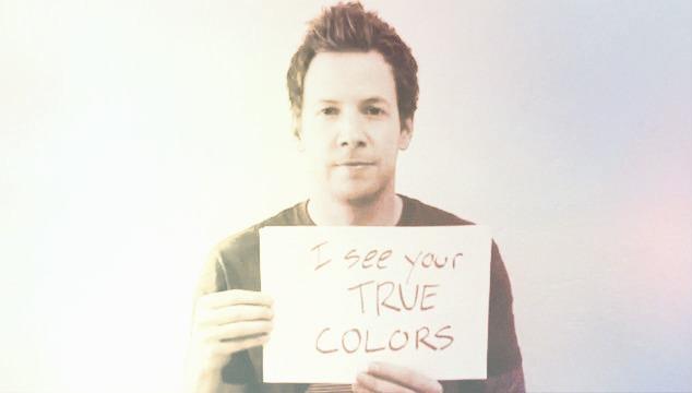 true colors...♥