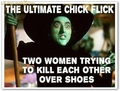 ultimite chick flick - the-wizard-of-oz fan art