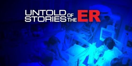 untold storues of the ER logo