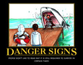 warning signs - sinnas-soiree photo