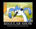 win - regular-show photo