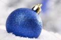 ★ Blue Christmas ☆ - christmas photo