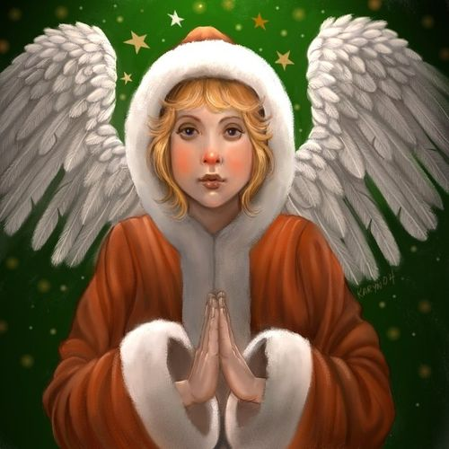 ★ 크리스마스 천사 ☆