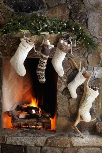 ★ বড়দিন Stockings ☆