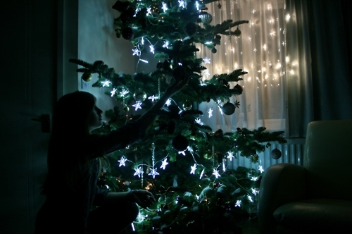 ★ Weihnachten trees ☆
