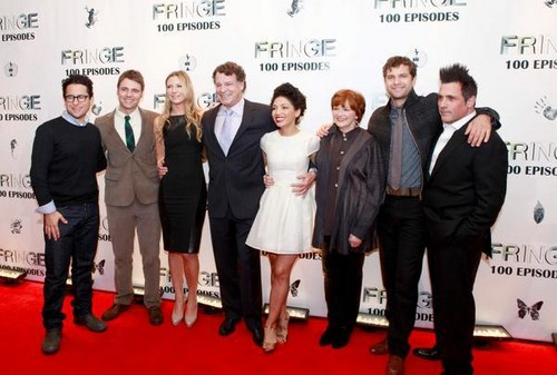 Fringe 100 episodes celebration and finale party