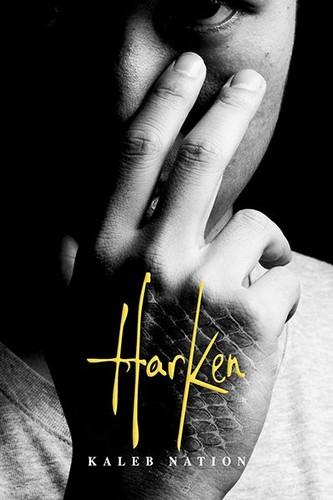 """Harken"" 由 Kaleb Nation (cover art)"