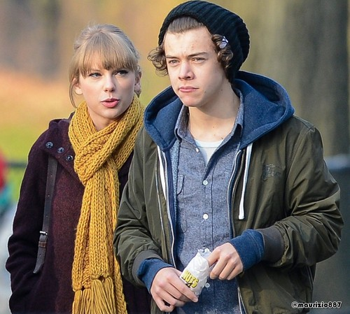 Harry Styles & Taylor nhanh, swift NYC, 2012