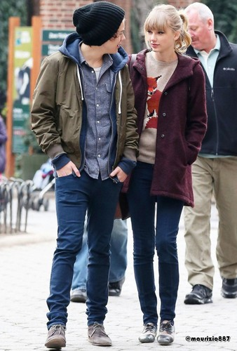 Harry Styles & Taylor schnell, swift NYC, 2012