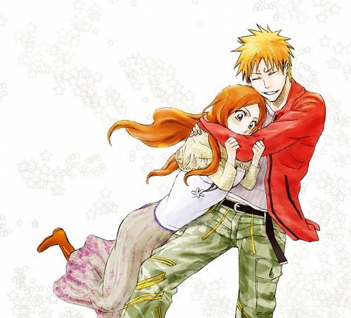 ~Ichigo and Orihime~