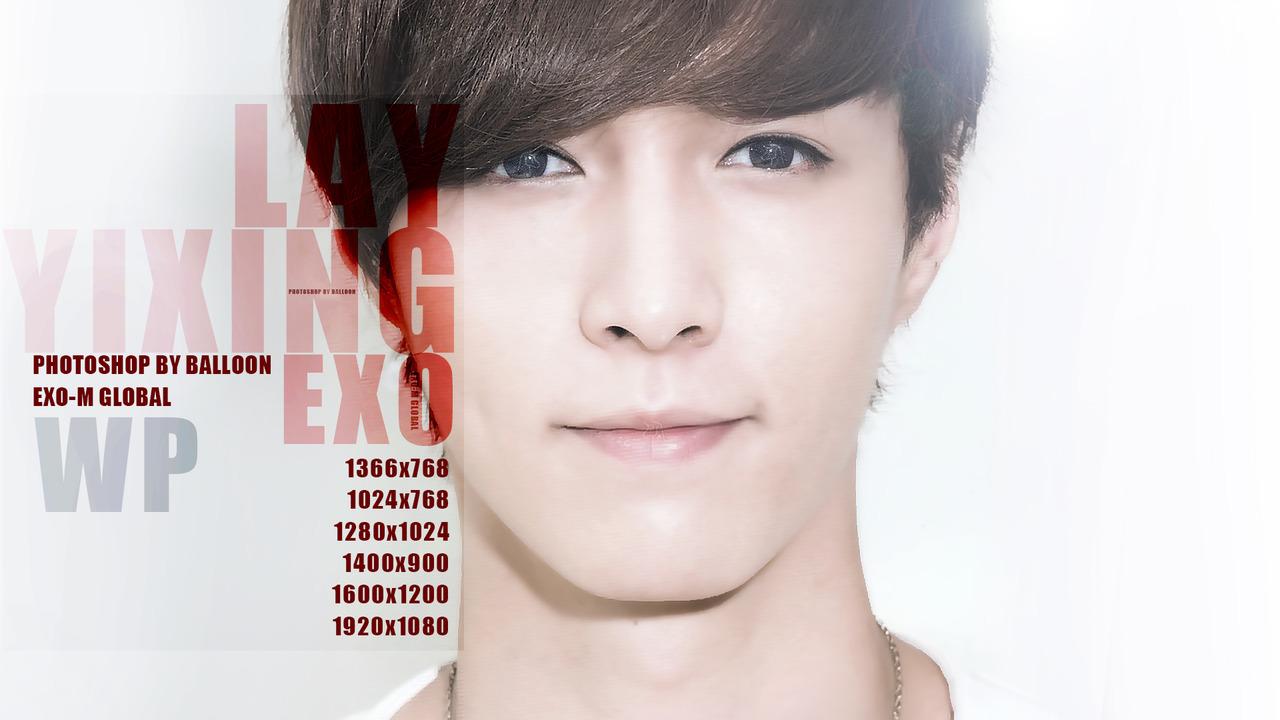 exo yixing wallpaper