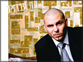 ★ Pitbull ☆  - pitbull-rapper wallpaper