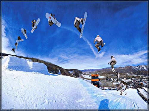 ★ Snowboarding ☆
