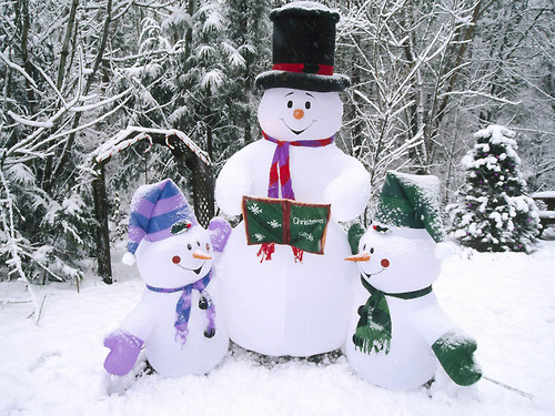 Christmas Images Snowman Wallpaper And Background Photos