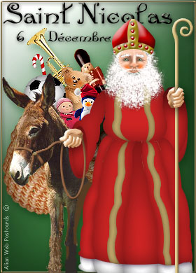 Christmas images ☆ St. Nicholas ☆ wallpaper and background ...