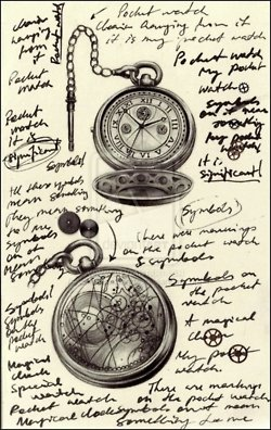 Doctor Who kertas dinding probably containing a roulette wheel entitled 'The Journal of Impossible Things'