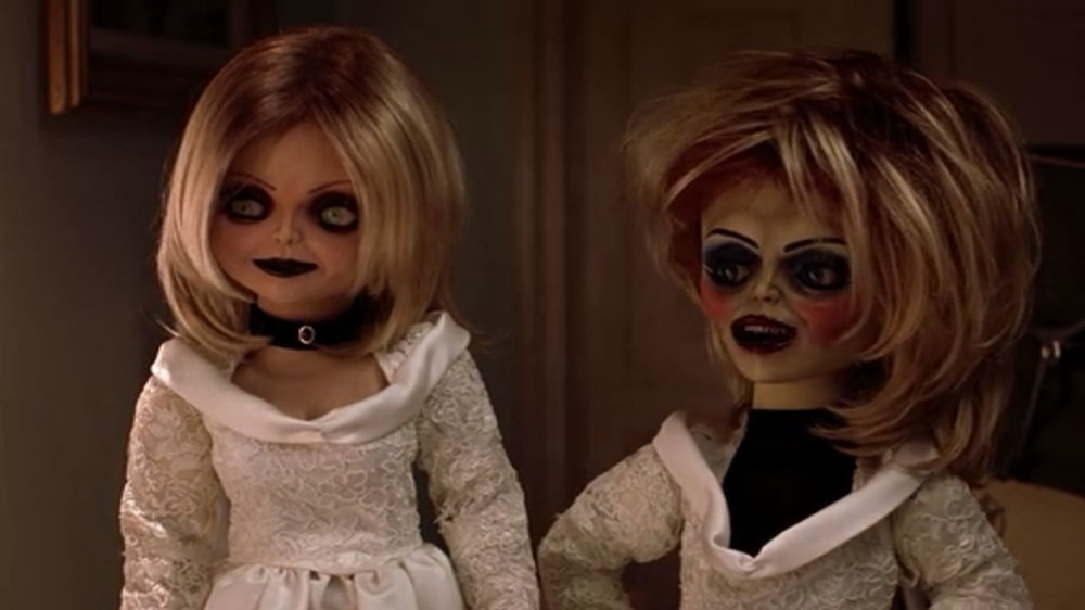 Girl From Chucky Naked
