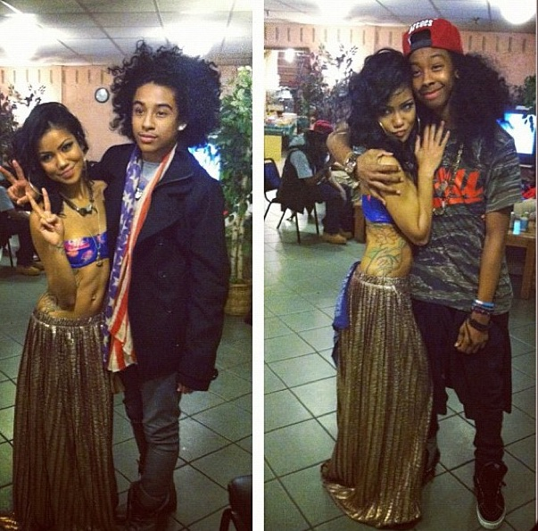 Princeton  Mindless Behavior    Mindless Behavior And Their Girlfriends