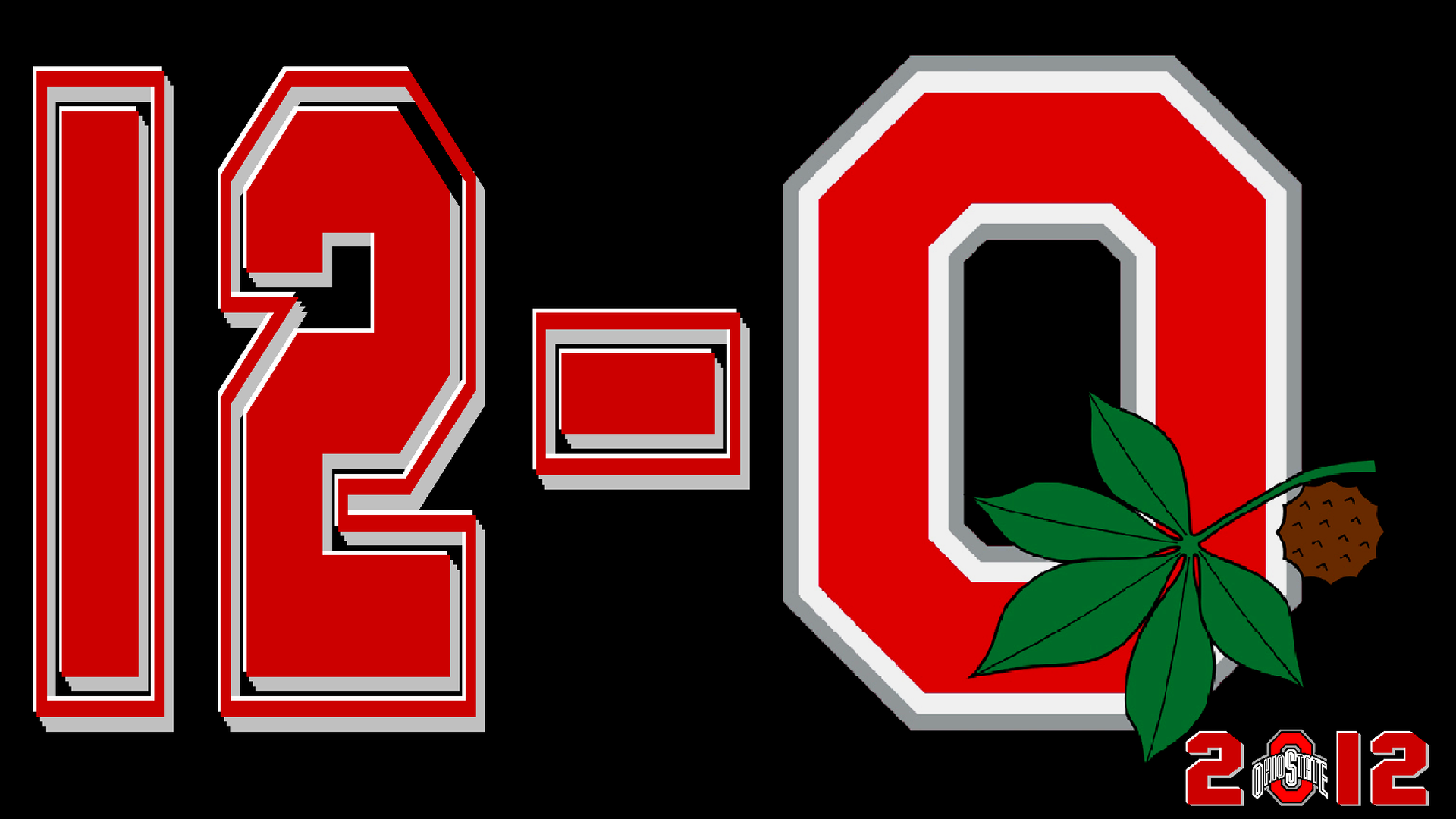 The Official 2013 Ohio State Buckeyes Football Thread